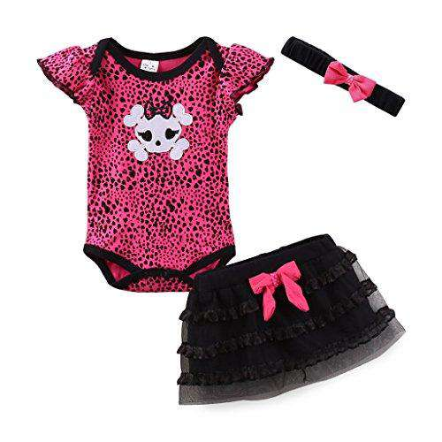fc14504099a4c Cute Baby Girl Outfits with Headbands - Metal Gods ...