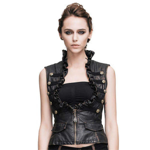 Steampunk Vests - Vest - Metal Gods