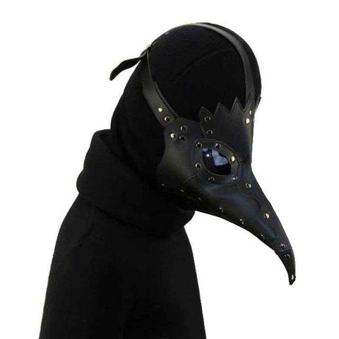 "Steampunk Plague Doctor ""Dr. Beulenpest"" Mask - Mask - Metal Gods"