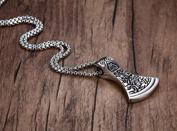 Axe Necklace - Necklace - Metal Gods