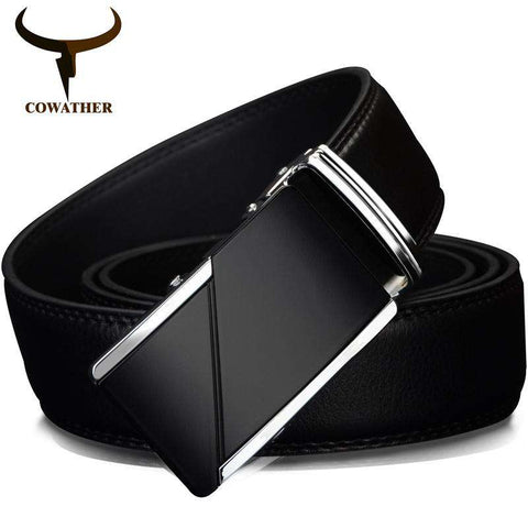 Genuine Cow Leather Belts for Men - belt - Metal Gods