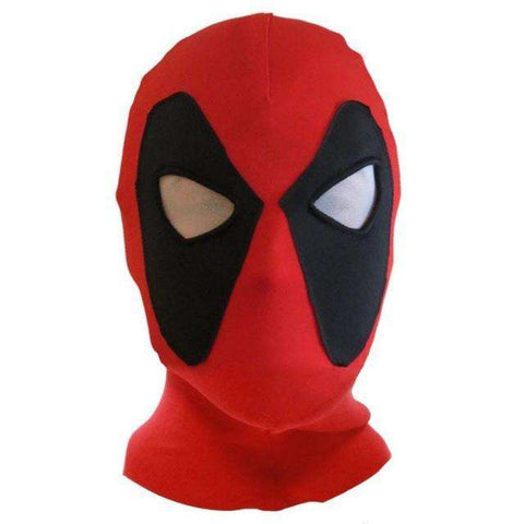 Deadpool Full Face Mask - Mask - Metal Gods