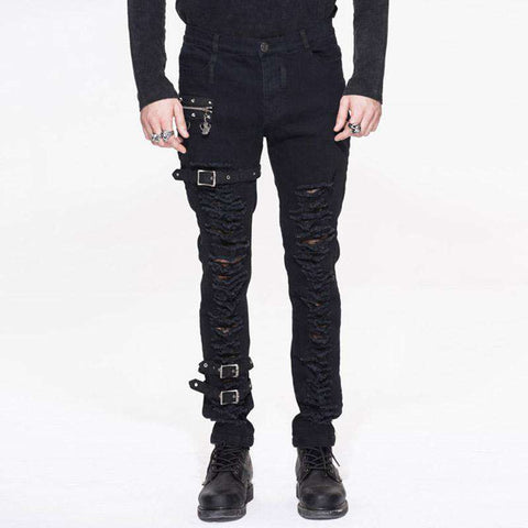 33d4ce81663 Heavy Metal Ripped Pants - Pant - Metal Gods