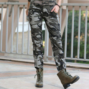 Camo Womens Pants - Metal Gods