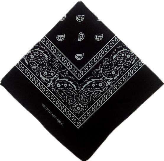 100% Cotton Scarf Bandana Headwear - Hairwear - Metal Gods