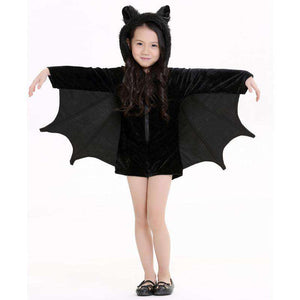 Child Cute Bat Costume - costume - Metal Gods
