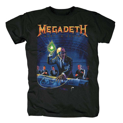 MEGADETH | Rust in Peace 20th Anniversary T Shirt