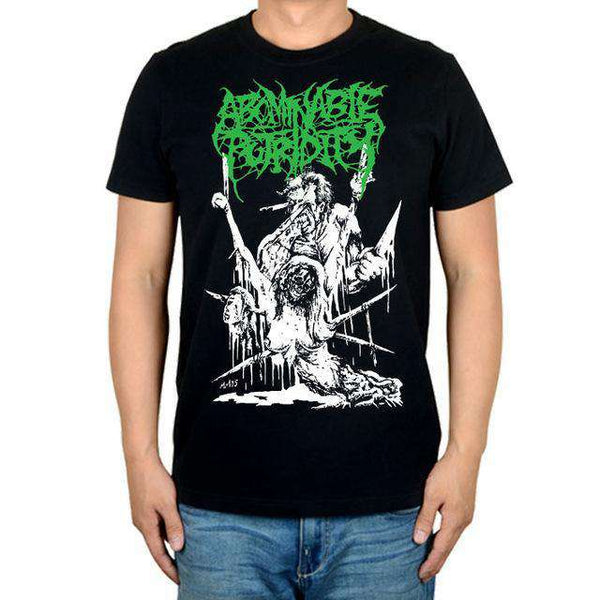 Abominable Putridity T Shirts - Shirt - Metal Gods