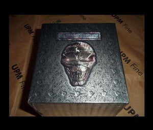 Iron Maiden Complete 12 Albums 15 CDs Full Box Set
