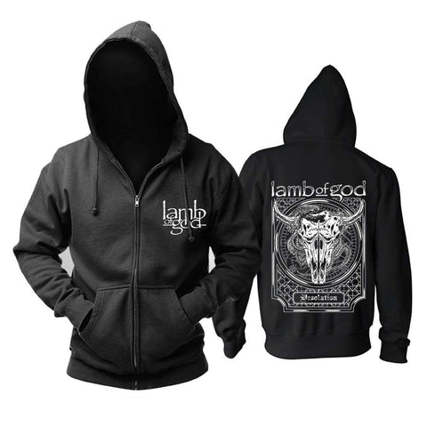 LAMB OF GOD Hoodies - Hoodie - Metal Gods