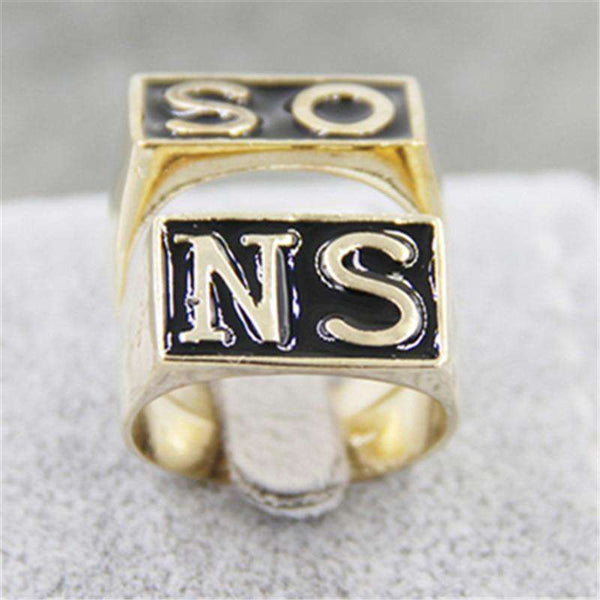 2 pcs Sons Of Anarchy Rings