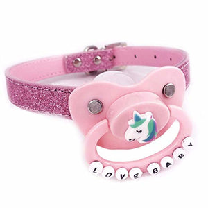 ABDL Baby Girl Gag Pacifier