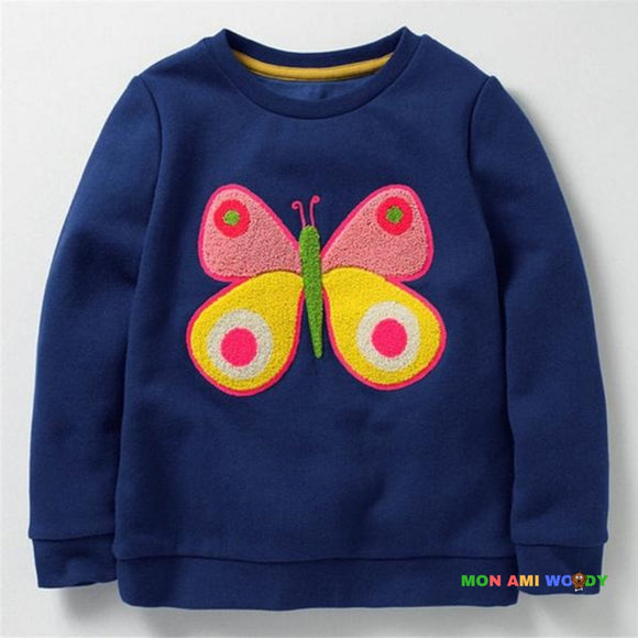 Sweat-shirt de 2 ans à 7 ans