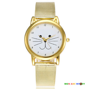 Montre - Chat - Mon ami woody