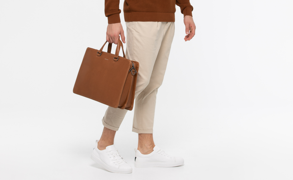 Best Vegan & Sustainable Briefcases in 2020