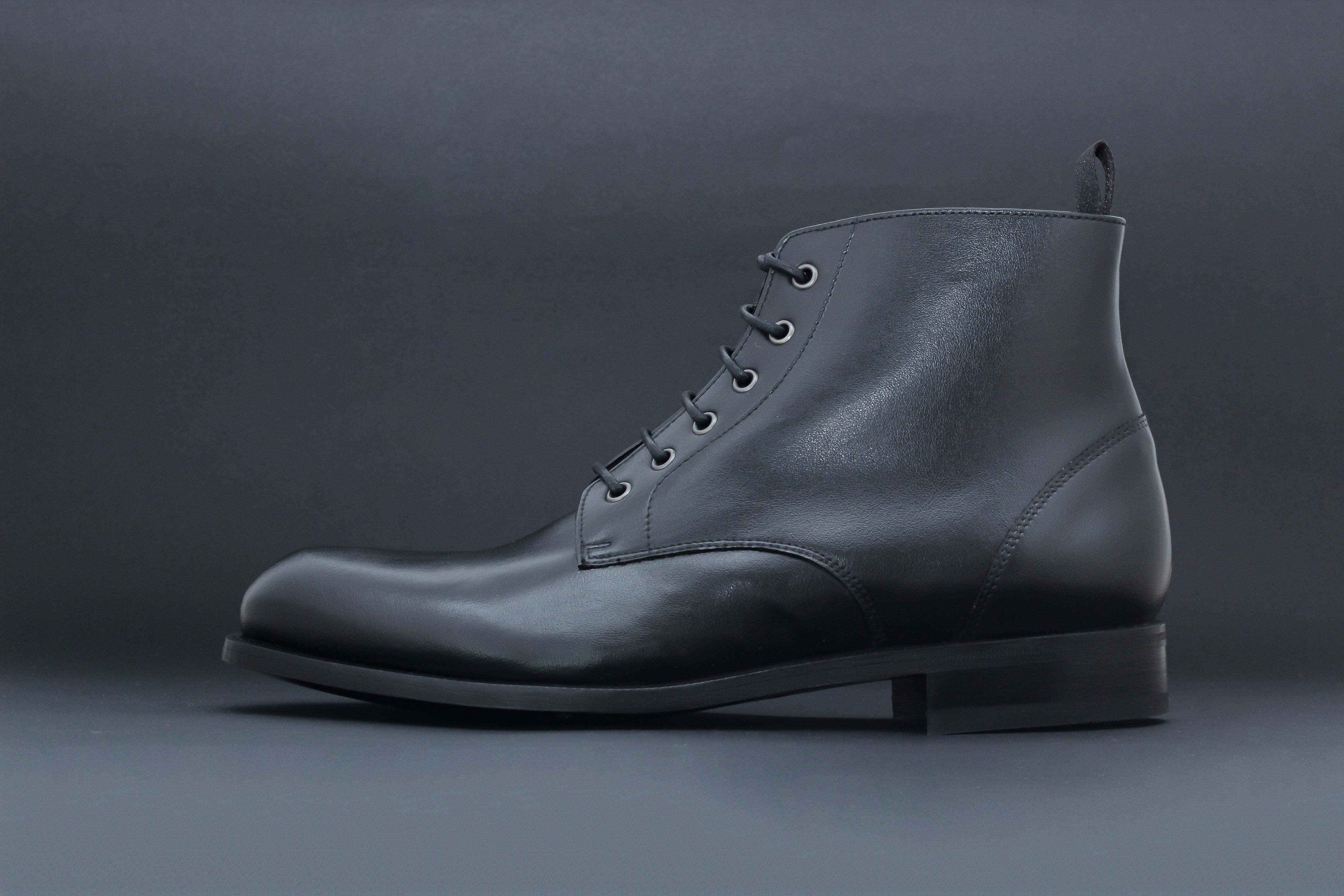 Vegan Boots - Vyom London - Vegan Shoes
