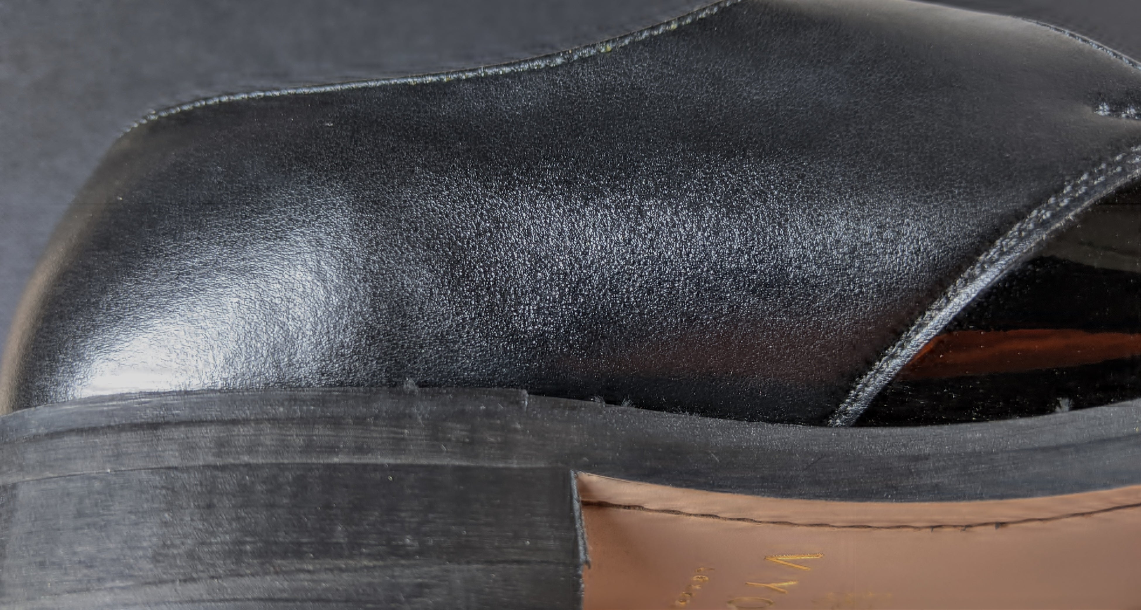 Midnight - Women's Monk Straps (Stitching Anomaly)