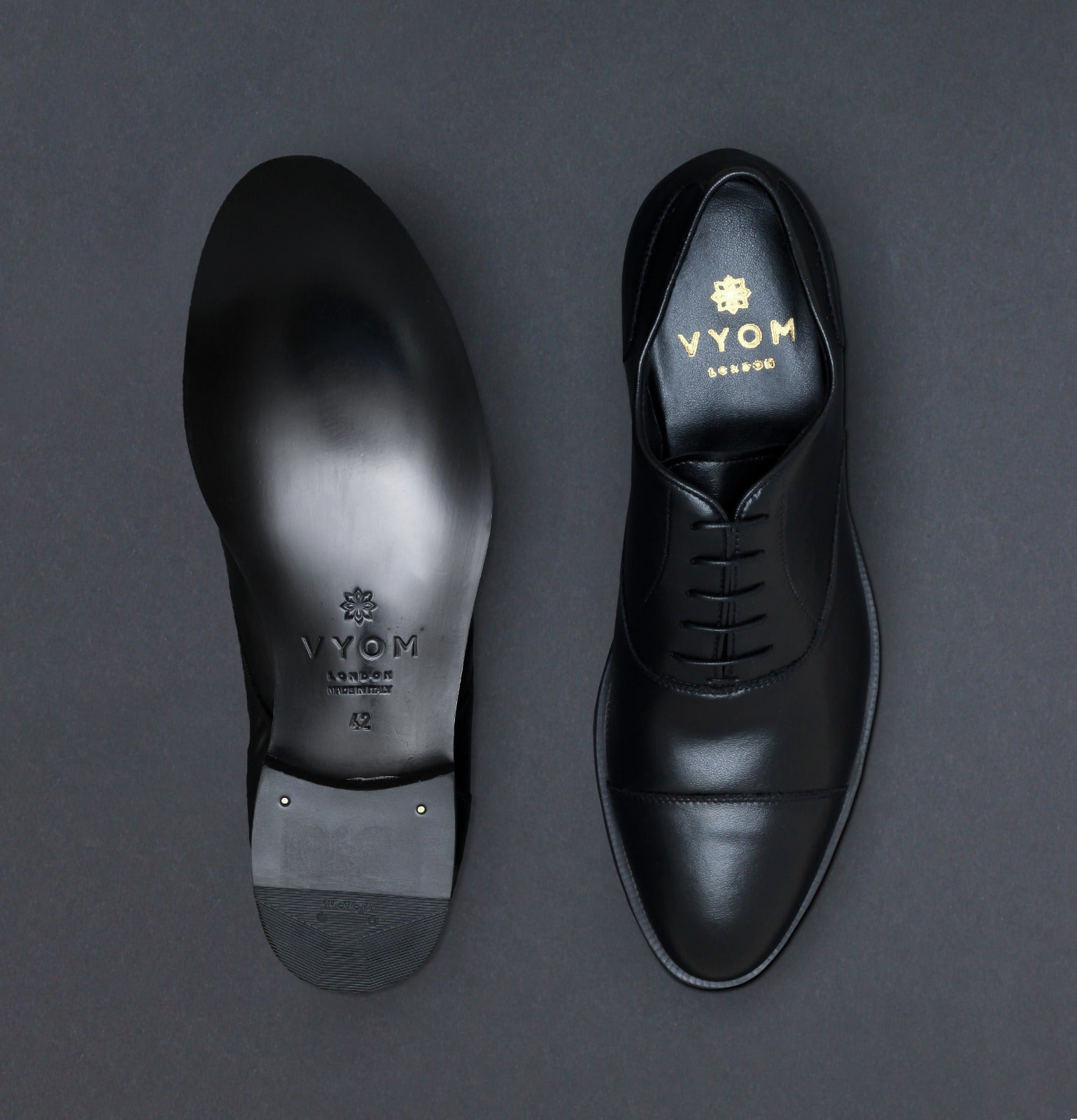 Vegan Shoes - Vyom London - Sustainable Shoes