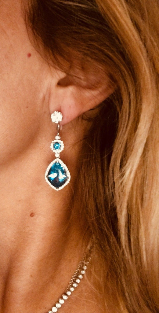 How to wear your diamond studs ALL THE TIME!
