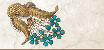 BROOCHES & PINS
