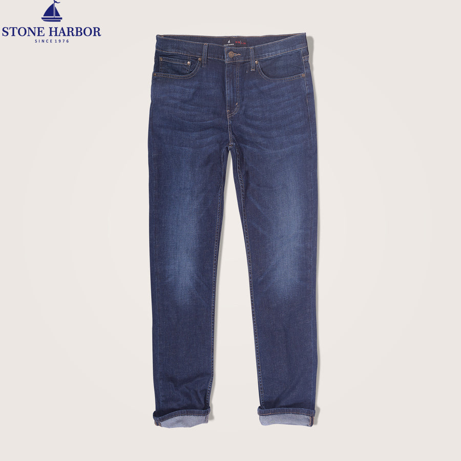 Rinse Wash Mambo Straight Fit Denim - Klashcollection.com