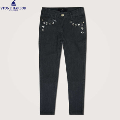 Skinny Fit Lashes Five Pocket Super Stretchy Denim - Klashcollection.com