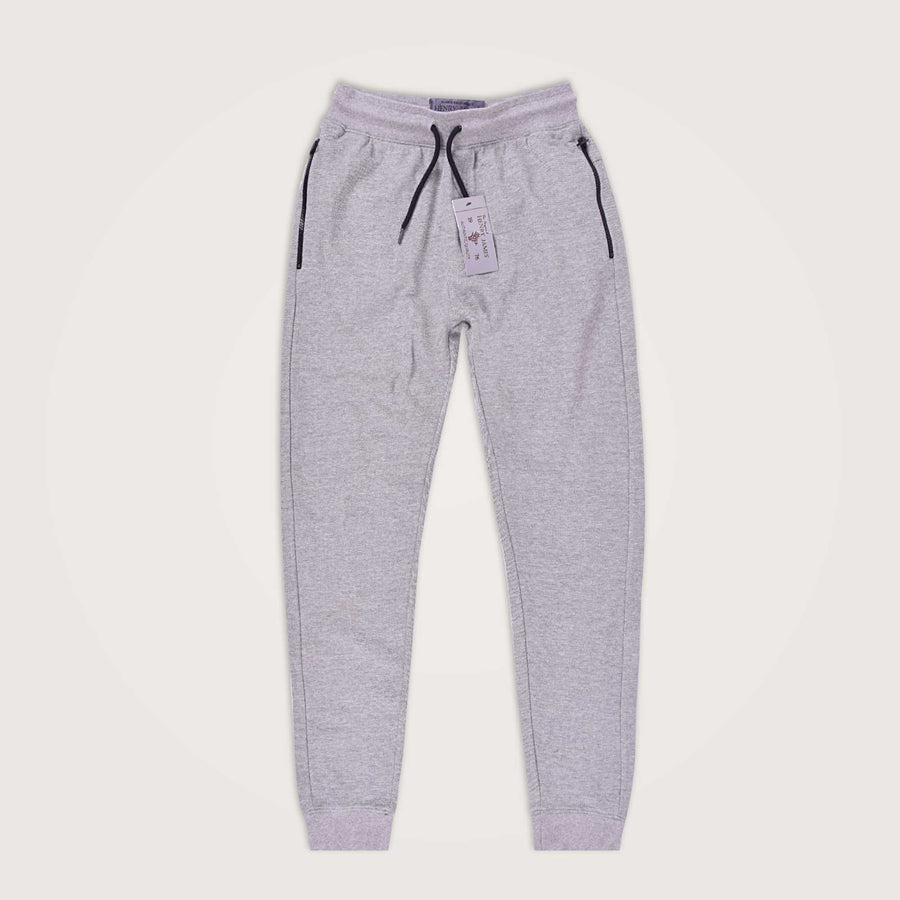 Genuine Athletic Closed Bottom Jogger Pants - Klashcollection.com