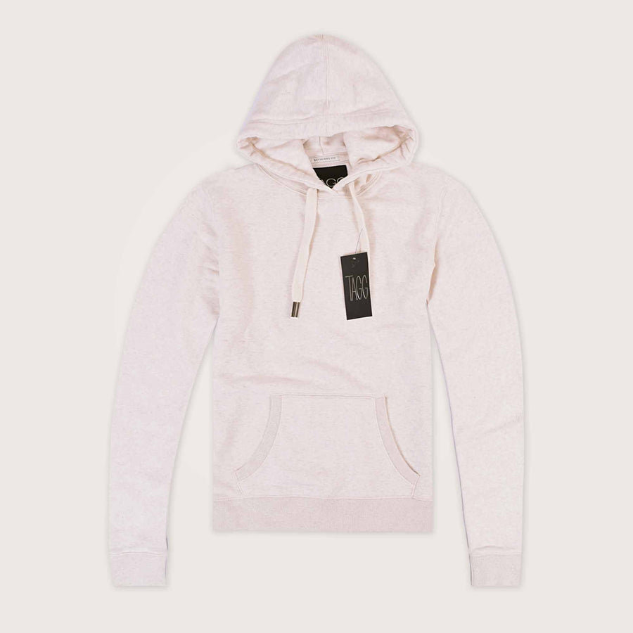 Celeena Super Soft Melange Pullover Hoodie - Klashcollection.com