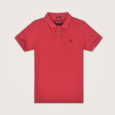 Camper Short sleeve Signature Polo Shirt - Klashcollection.com