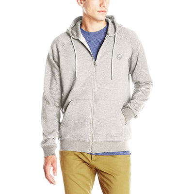 Concordia Club Zip Through Signature Hoodie - Klashcollection.com