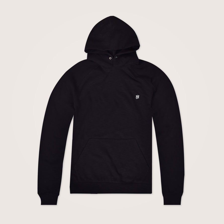 Justin Slub Yarn Over Head signature Hoodie