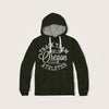 DAWSON Thermal Lined Pullover Graphic Hoodie