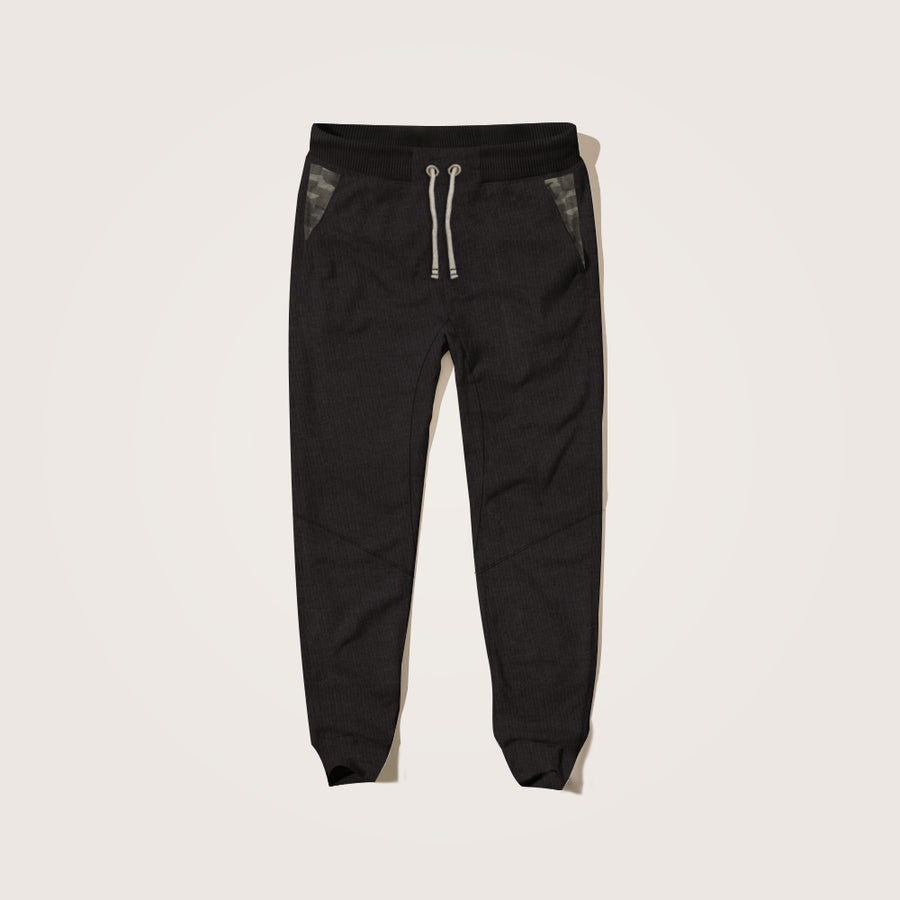 Caratauc Cross Pocket Close bottom Jogger
