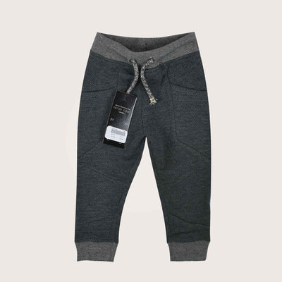 Huamas Paneled Tapered Close Bottom Jogger - Klashcollection.com