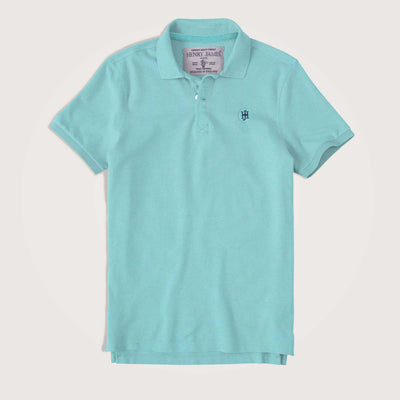 Lucas Prestige Pique Signature Polo Shirt - Klashcollection.com