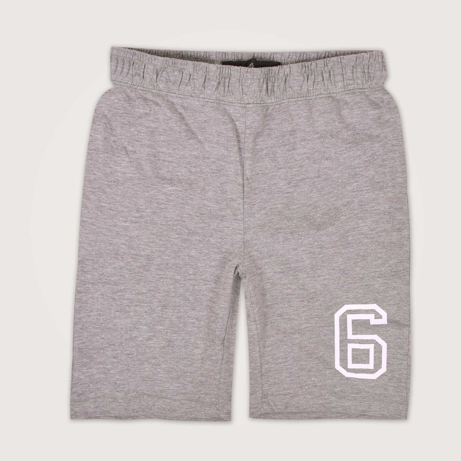 Stone Harbor 6 Number Printed Sports Shorts