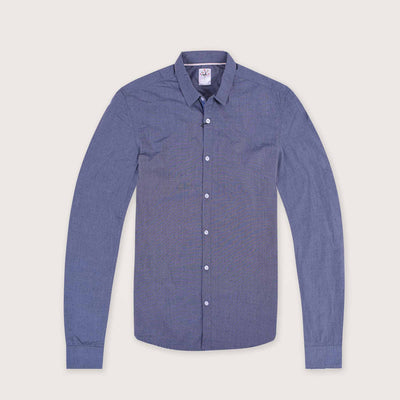 Gilmit Patterned Long Sleeve Casual Shirt - Klashcollection.com