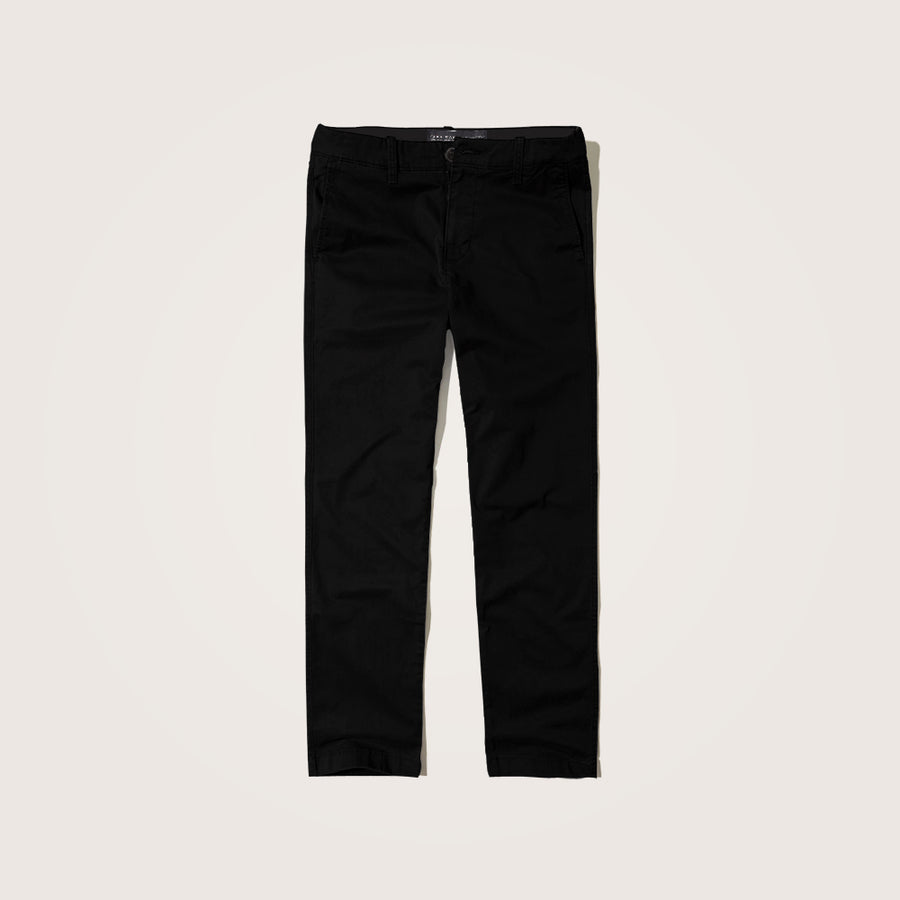Z.M Noir SLIM FIT CHINO PANTS