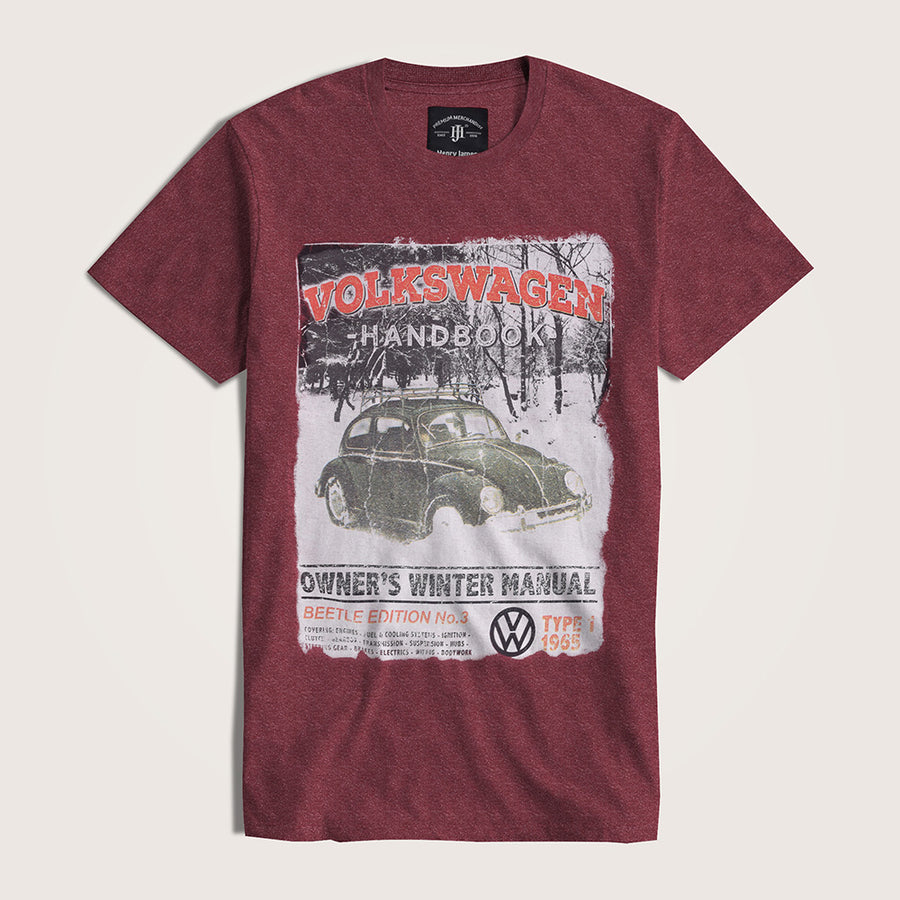 Stefan Short Sleeves Crew Neck Graphic Tee Shirt