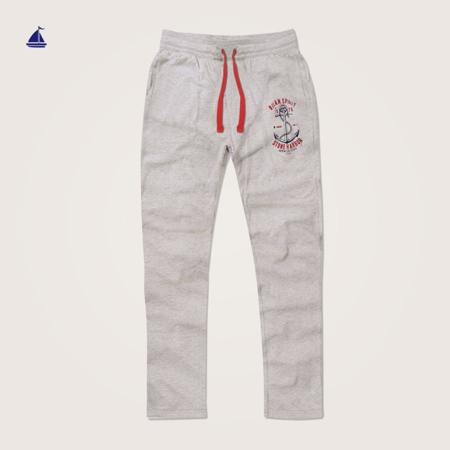 "Stone Harbor ""Ocean Spirit"" Slim Fit open bottom Trousers"