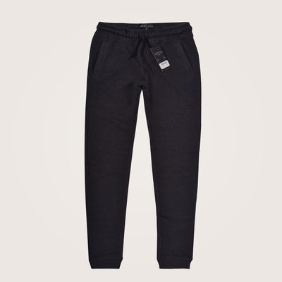 Skinny Close Bottom Dhota Charcoal Jogger - Klashcollection.com