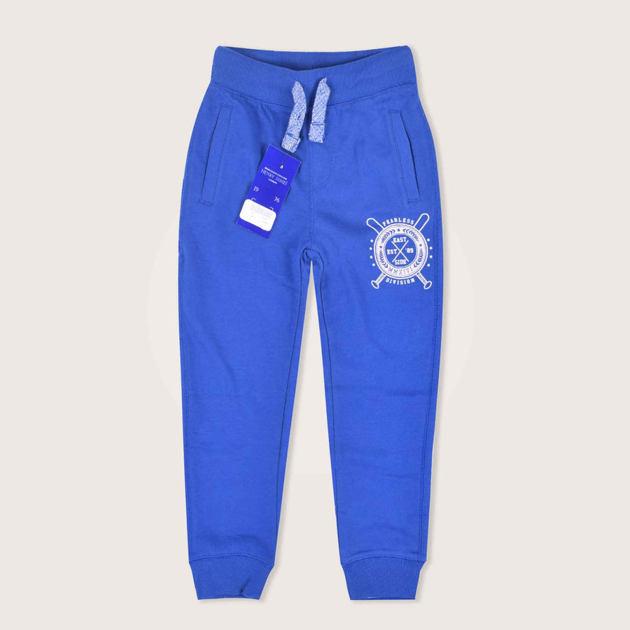 Concordia Close Bottom Royal Embellished Joggers
