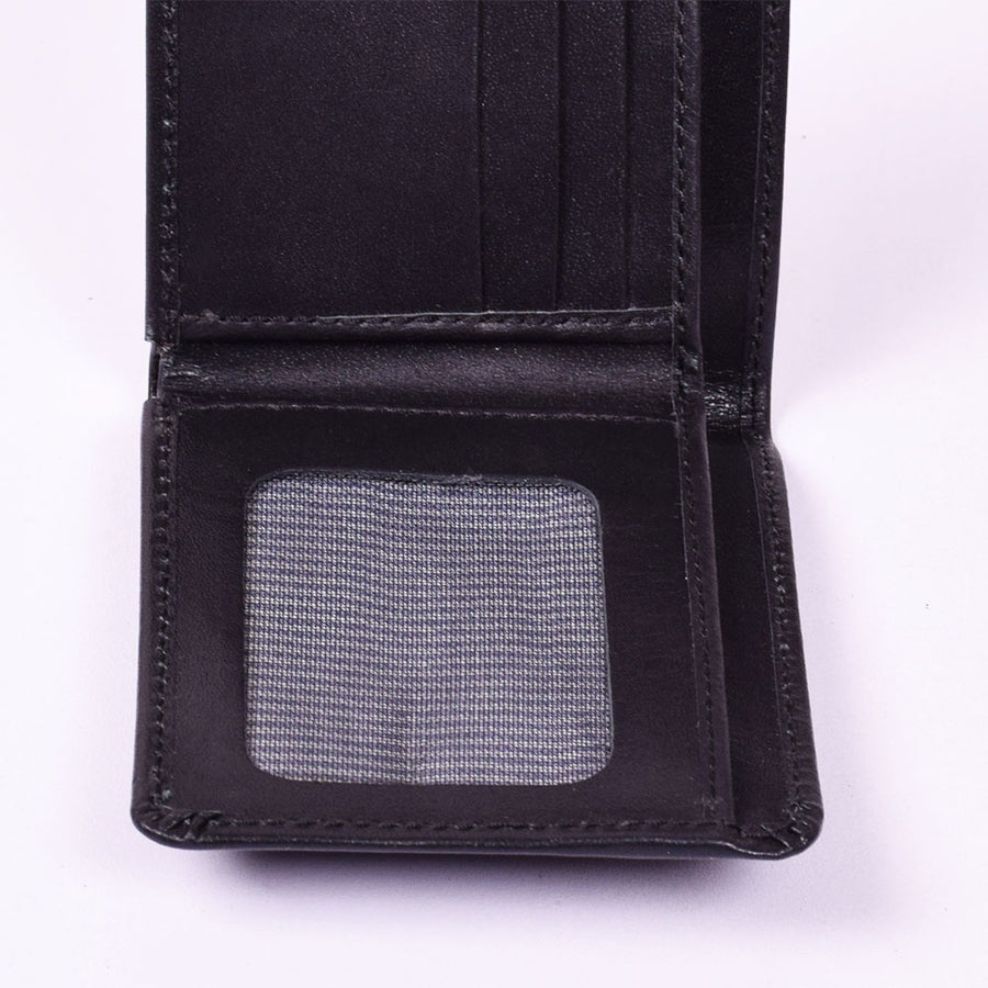 STONE HARBOR COTLE MENS LEATHER WALLET