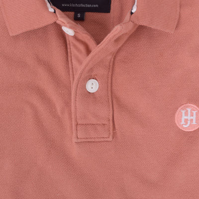 Manfred Prestige Pique Signature Polo Shirt
