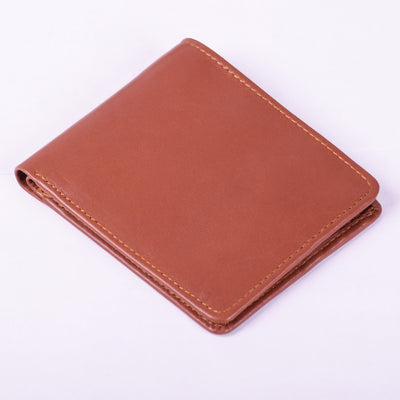 Stone Harbor Light Brown Mens Leather Wallet - Crossconnections.com.pk