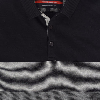 Salomon Jacquard Wafle Jersey Polo Shirt - Klashcollection.com