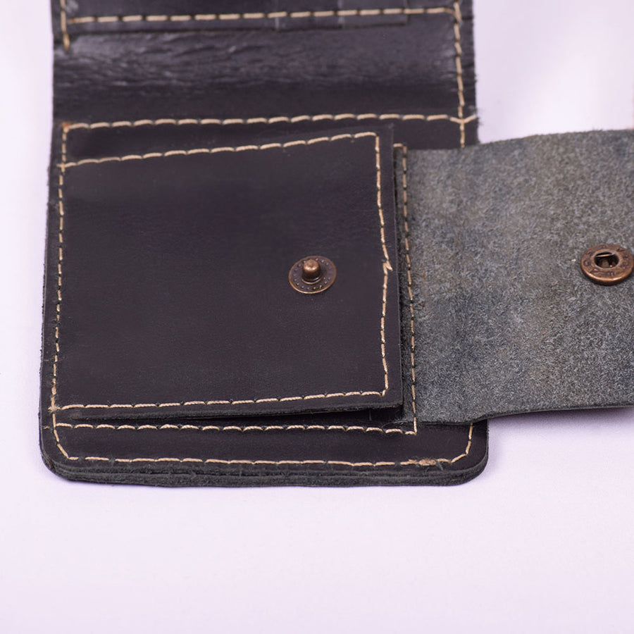 STONE HARBOR Fackle MENS LEATHER WALLET