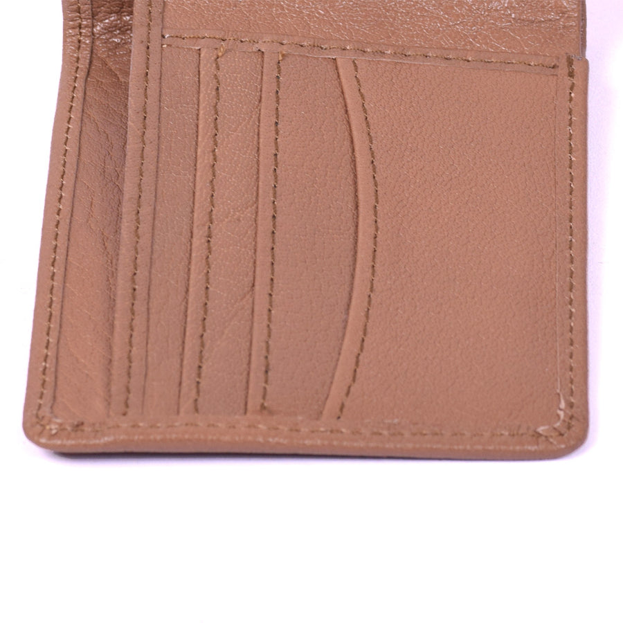 STONE HARBOR sober MENS LEATHER WALLET