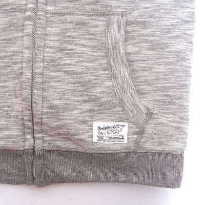 Raw Spun Fun Lined Graphic Zipper Hoodie - Klashcollection.com