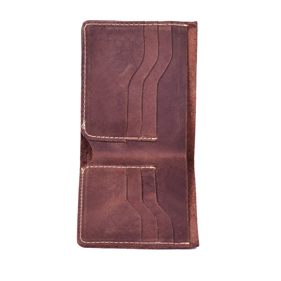 STONE HARBOR Solid MENS LEATHER WALLET